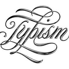 Typism by Nick Misani