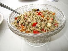 Easy and Delicious Tabouli!