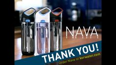 Nava: A Revolutionary Filtering Water Bottle Project-Video-Thumbnail