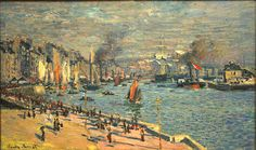 Image: Claude Monet - Port of Le Havre+(1874)   http://www.flickr.com/photos/29198100@N00/4260074728