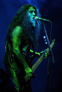 Tom Araya - Slayer, Alice in Chains, Soulfly, Atari Teenage Riot