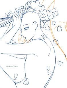Drawing Base, Figure Drawing, Ship Drawing, Manga Poses, Poses References, Art Poses, Drawing Reference Poses, Drawing Challenge, Art Drawings Sketches