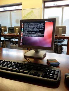 Aula Informatica CNA Montebelluna Installazione Ubuntu 12.04.5 LTS (Precise Pangolin) in dual boot