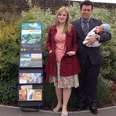 Kent, UK  -Publicly Sharing The Good News of God's Kingdom - JW.org - ~Photo shared by @Tanya Maxsilk
