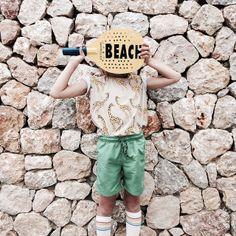 Beach Boy: Chloeuberkid by Kenziepoo, via Flickr