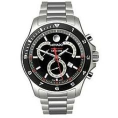 Movado Series 800 Sub-Sea Chronograph Black Dial Men's watch #2600090 - product - Product Review