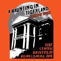 ECU Homecoming Tiger Chase 5K: Ada, OK 10/25/2014