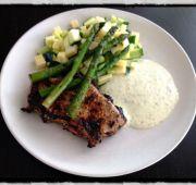 Fast Paleo » Lemon/Garlic/Herb Pork Chops - Paleo Recipe Sharing Site