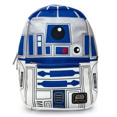 Buy Loungefly - Mini Backpack at Mighty Ape NZ. Loungefly: Star Wars – Mini Backpack From Loungefly, This backpack would be a wonderful item for any fan. It is made of synthetic leather, . Star Wars Backpack, Mini Backpack, Backpack Bags, Izuku Midoriya Cosplay, Style Disney, Robin, Backpack Reviews, Faux Leather Backpack, R2 D2
