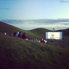 Outdoor Cinema @Sommarscen Malmo
