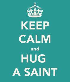 ... Saint Bernard, that is :)