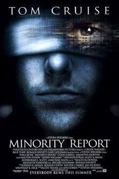 Minority Report (2002) movie #poster, #tshirt, #mousepad, #movieposters2