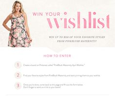 Win up to $250 of your favorite styles!