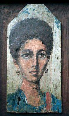 Il ritratto del Fayyum