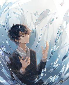 anime, art, and 3月のライオン image