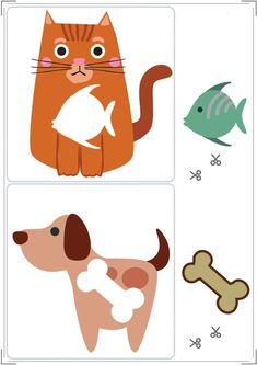 Montessori Baby, Montessori Activities, Preschool Worksheets, Preschool Activities, Sequencing Pictures, School Labels, Kids Cuts, Busy Book, English Lessons
