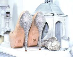 YS Swarovski Heels | Buy ➜ http://shoespost.com/ys-swarovski-heels/
