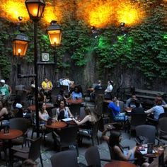 Best Montreal Terraces : Awesome Spots for This Summer Twinkle Lights, Montreal, Terrace, Summer, Bar, Courtyards, Balcony, Summer Time, Patio
