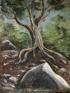 """Terrace Path Tree"" 2006"