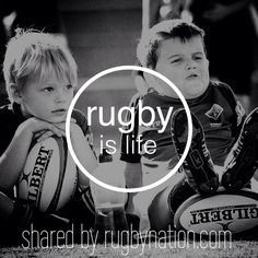 Rugby is life Rugby Images, Rugby Rules, Rugby Funny, Rugby School, Rugby Poster, Rugby Girls, Womens Rugby, Rugby Sport, Training