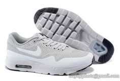"3a38964a8909 Men s Nike Air Max 87 ""Ultra Moire""Running Shoes White Grey Nike Air"