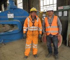 Reinforcement en la unidad minera de nuestro cliente.