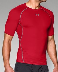 UNDER ARMOUR HEATGEAR COMPRESSION SHIRT Armour is the first thing you put on & the last thing you take off, every time you workout or compete. Made With HeatGear Fabric, With All the Benefits of UA Co