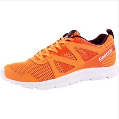 Reebok - Women s Run Supreme 2.0 MT Running Shoes - Orange Running Women 047e03486