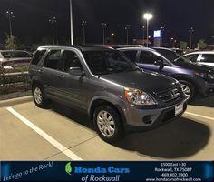 https://flic.kr/p/NbSumY | Congratulations Tatiana on your #Honda #CR-V from Abraham Herrera at Honda Cars of Rockwall! | deliverymaxx.com/DealerReviews.aspx?DealerCode=VSDF