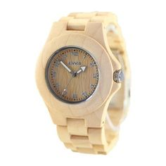 Civvio Maple Wood Unisex Watch – Light from Autumn Folklore - R449 (Save 25%)