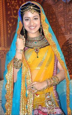 Zee TV Jodha Akbar Paridhi Sharma (Jodha) Stills, Photos