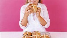 Kids recipe: Hot cross bun recipe