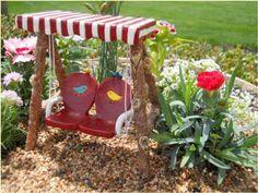 Adorable Fairy Doors and Fairy Garden Assessories