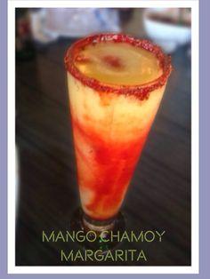 Mango Chamoy Margarita Yummmm