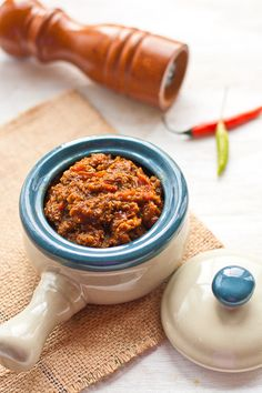 Indian Curry Paste - makes cooking easy and keeps for weeks
