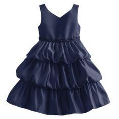 Princess Faith Tiered Dress - Girls 4-6x