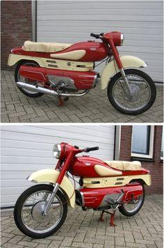 1960 AERMACCHI CHIMERA 250