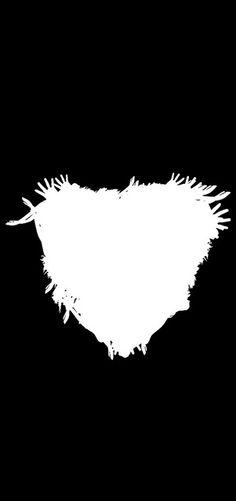 le cœur coagulé