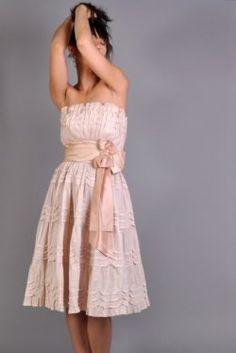 whatgoesgoodwith.com light pink sundress (08) #cuteoutfits