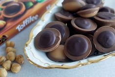 Yummy Eats, Yummy Food, Danish Food, Homemade Candies, I Love Food, Food Inspiration, Cookie Recipes, Sweet Tooth, Sweet Treats