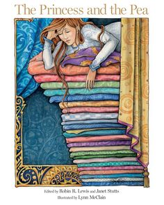 Hans Christian Andersen wrote the 1835 tale of a princess with a sensitive nature, sensitive enough to feel a pea hidden under several layers of bedding; it has lasted throughout generations in many cultures. His first collection of seven fairy tales, including The Princess and the Pea, was the beginning of a new genre of stories for children. Our version is exquisitely illustrated by Lynn McClain. Reading Level: Ages 7-9, Read Aloud: Ages 4-6, Pages: 23