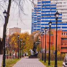 """""""#podolsk #inpodolsk #autumn #RF"""""""