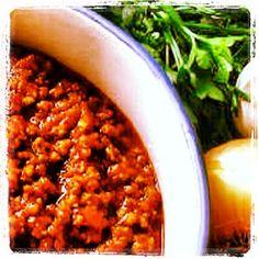 Sicilia in cucina, le ricette: Ragù di carne alla palermitana