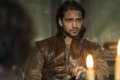 The Musketeers 3x02