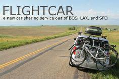 all the things: FlightCar