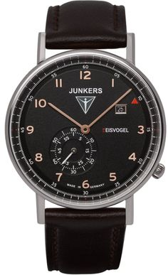 Junkers Watch Eisvogel F13 #2015-2016-sale #bezel-fixed #black-friday-special #bracelet-strap-leather #brand-junkers #case-depth-7mm #case-material-steel #case-width-40mm #classic #date-yes #delivery-timescale-1-2-weeks #dial-colour-black #gender-mens #movement-quartz-battery #official-stockist-for-junkers-watches #packaging-junkers-watch-packaging #sale-item-yes #style-dress #subcat-eisvogel-f13 #supplier-model-no-6730-5 #vip-exclusive #warranty-junkers-official-2-year-guarantee…