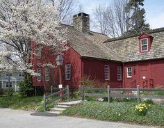 Bates-Scofield House l Historic House Museum l Darien, Connecticut. l http://www.darienhistorical.org/