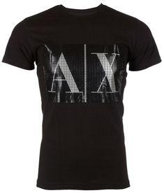 Slim Fit Casual Shirts, Slim Fit Dress Shirts, Camiseta Armani Exchange, Boxing Shirts, Embroidered Polo Shirts, Fitness Fashion, Jeans, Box Logo, T Shirt