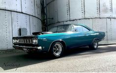 Beautiful 68 Plymouth Satellite