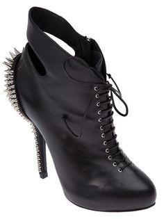 e2ff9132e1220e Giuseppe Zanotti Design Studded Ankle Boots Studded Ankle Boots